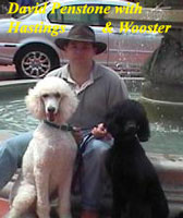 David Penstone with Hasting & Wooster
