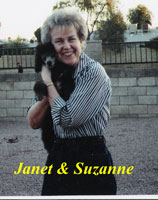 Janet & Suzanne