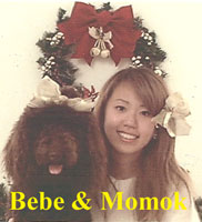 Bebe and Momok