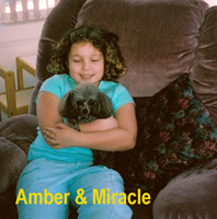 Amber & Miracle