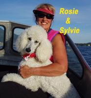 Rosie & Sylvie Boating